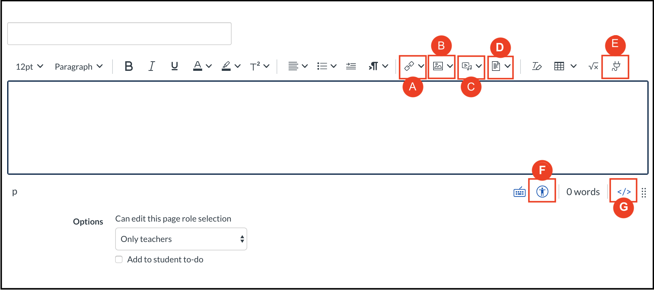 New RCE repositioned features labelled